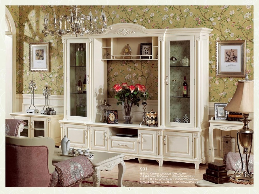 901 Parlor cabinet