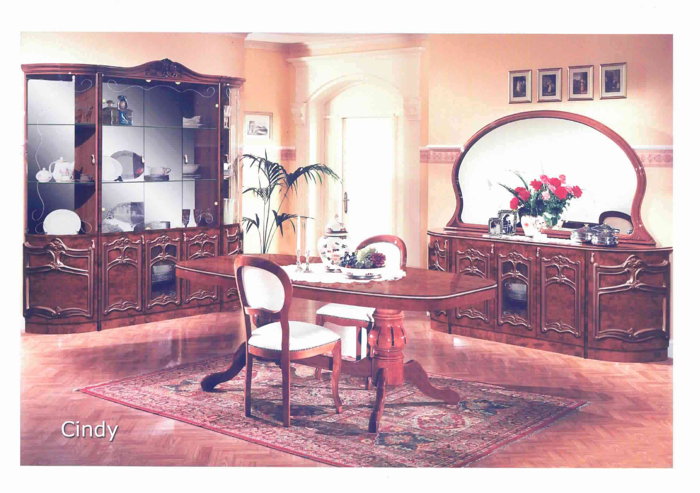 CINDY Dining room set