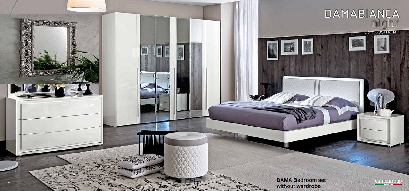 DAMA BEDROOM